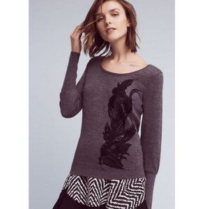 Angel Of The North Torie Tie Back Sweater